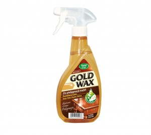 PŁYN DO MEBLI GOLD WAX 400 ml